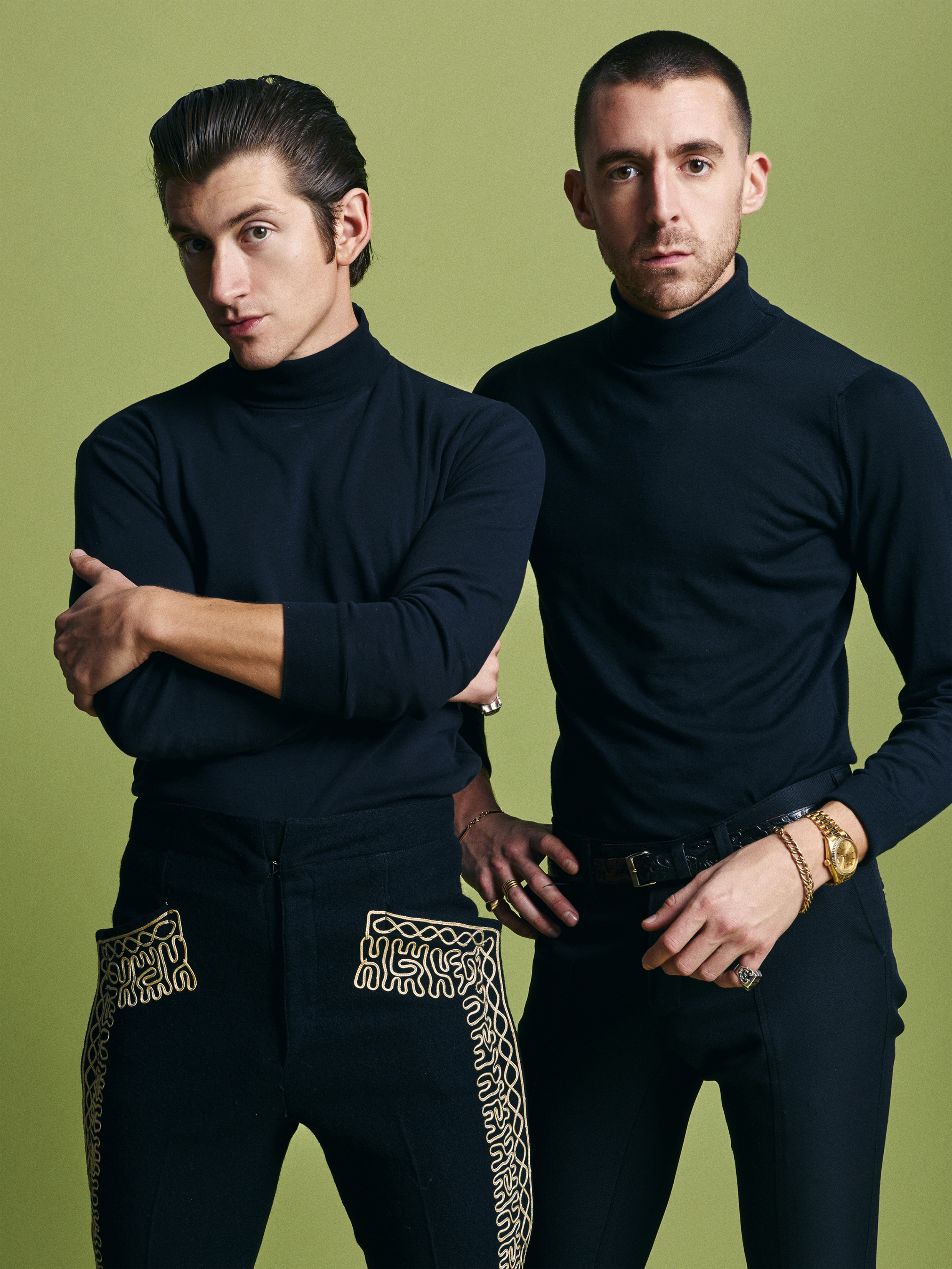 Last Shadow Puppets, The - Grandstand Media